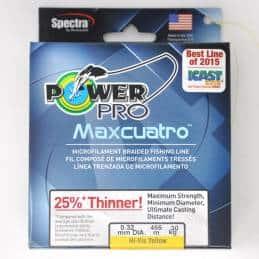 Tresse Power Pro Maxcuatro 455 m