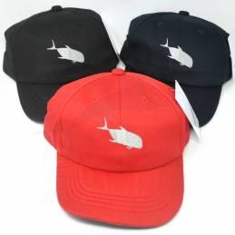 Fisherman GT Cap - Black