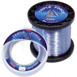 Asso Nylon Triple Force Transparent 1000m - 80 lb