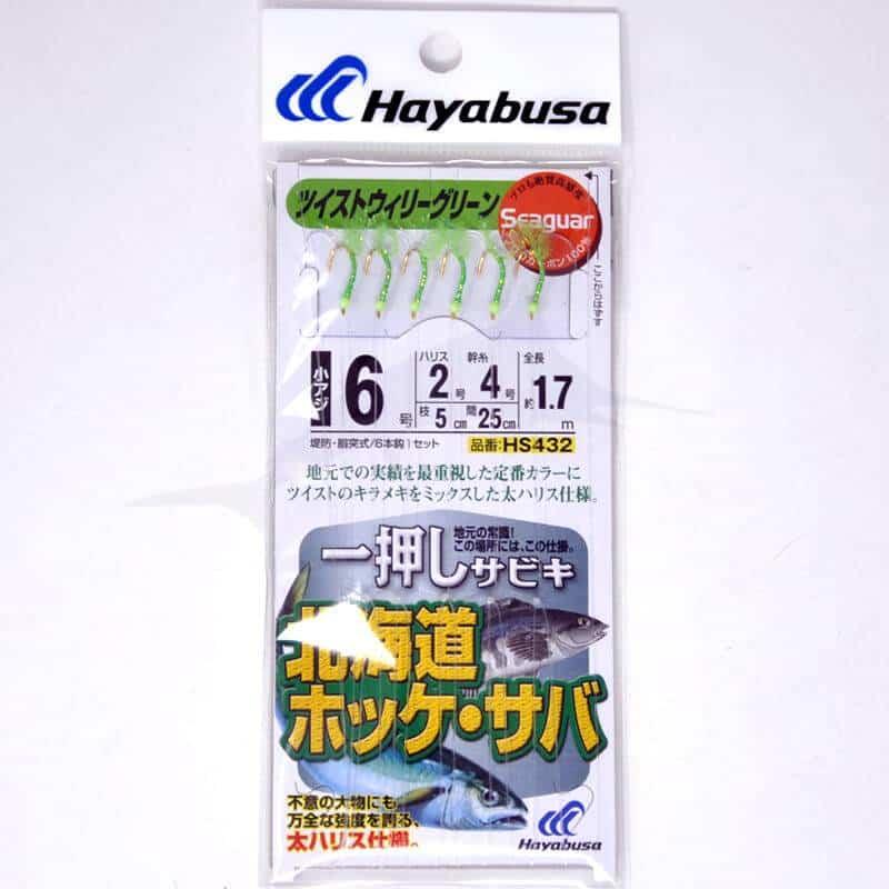 Hayabusa Sabiki HS432 - 6