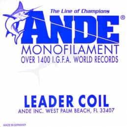 Ande Premium Leader Clear - 150 lb