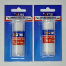 Tortue Elastic Bait Wire - Size N°2