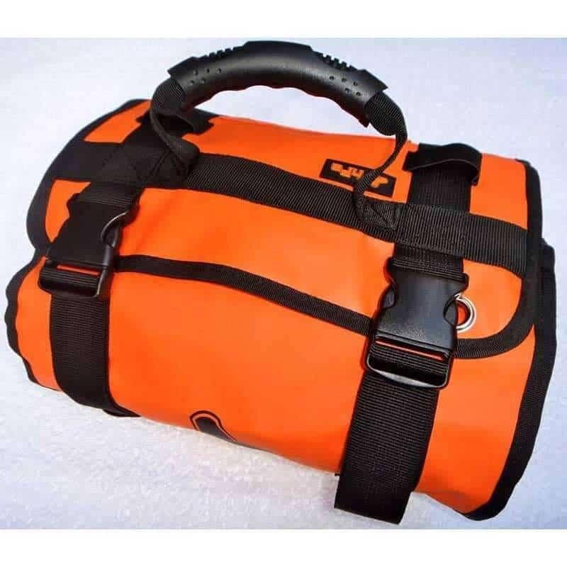 HPA Popperstore Lure storage bag - Orange