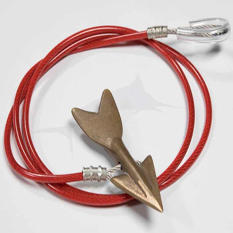 Pique de Harpon Hooker Electric - Bronze