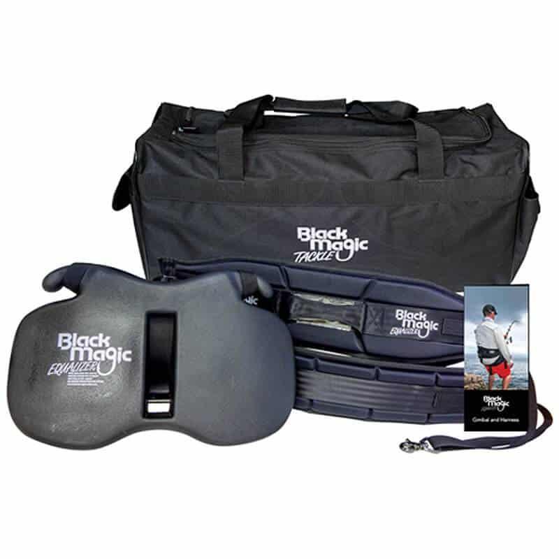 Black Magic Stand Up kit Harness & Belt