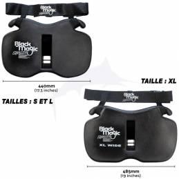 Black Magic Stand Up kit Belt