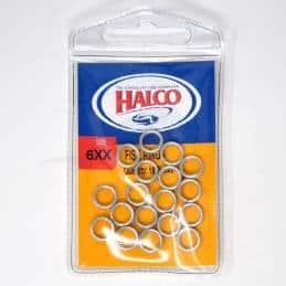 Anneaux brisés Halco Fish Rings - 6XX
