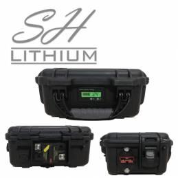 Valise Batterie SH LITHIUM 12V 50A