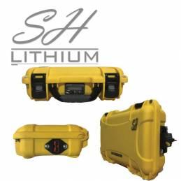 Valise Batterie SH LITHIUM 25V 50A