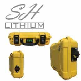 Valise Batterie SH LITHIUM 25V 100A