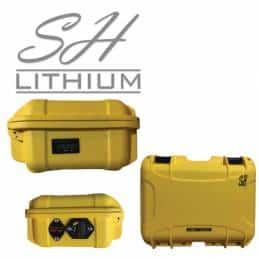Batterie SH LITHIUM 25V 150A