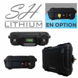 Batterie SH LITHIUM 37V 50A