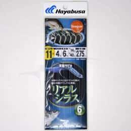 Mitraillette Hayabusa Sabiki SS023 - Taille 9