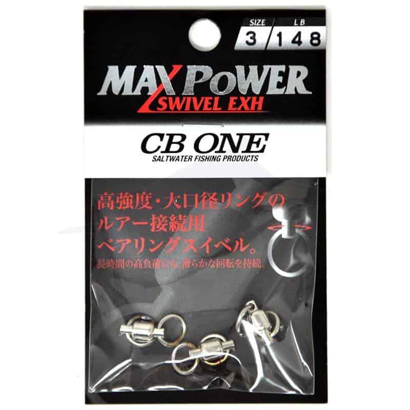 Emerillons CB One Max Power EX Heavy - 148 lb