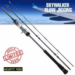 Hearty Rise Skywalker Slow Jig Casting Rod Serie Limited