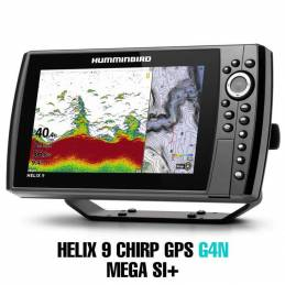 Humminbird Helix 9G4N CHIRP Mega SI+