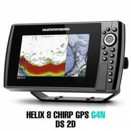 Humminbird Helix 8G4N CHIRP DS
