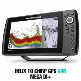 Humminbird Helix 10G4N CHIRP Mega DI+