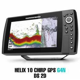 Humminbird Helix 10G4N CHIRP DS