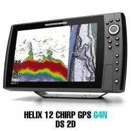 Humminbird Helix 12G4N CHIRP DS