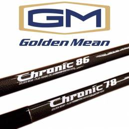 Golden Mean Chronic Canne Spinning