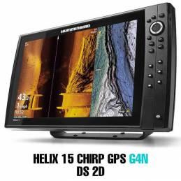 Humminbird Helix 15G4N CHIRP DS
