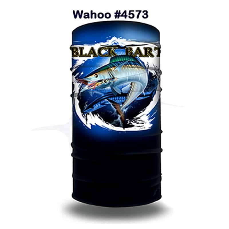 Tour de Cou Black Bart - Wahoo