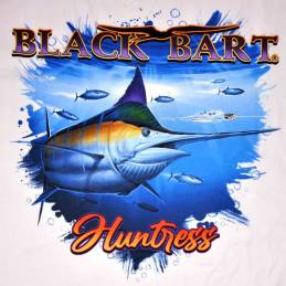 L-Shirt Black Bart Huntress