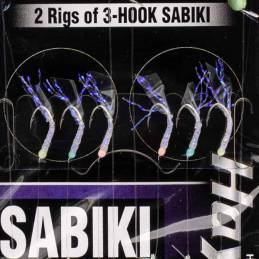 Mitraillette Hayabusa Sabiki EX014 - 5
