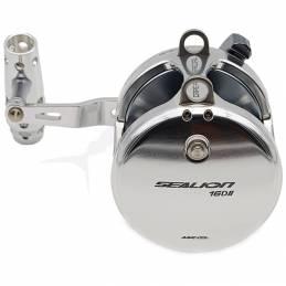 Moulinet Maxel Sealion Two Speed - SL16D