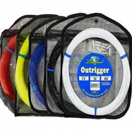 Diamond Fishing Outrigger Kits - Jaune