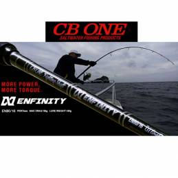 CB ONE ENFINITY 80/16 Spinning Rod