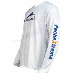 PecheXtreme Shirt Performance Long Sleeve - sleeve