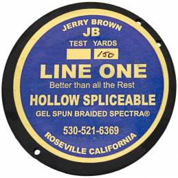 Jerry Brown Spliceable Hollow (150YDS)