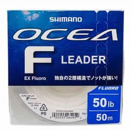 Shimano Ocea Leader EX Fluorocarbon - 100 LB