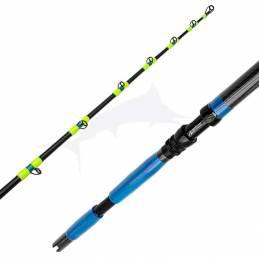 Rod 61Zero Suerte 572 - Yellow Blue