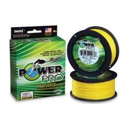 Power Pro Spectra 275 m - Jaune