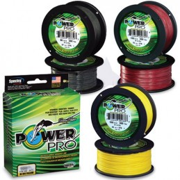 Power Pro Spectra 455 m - Rouge