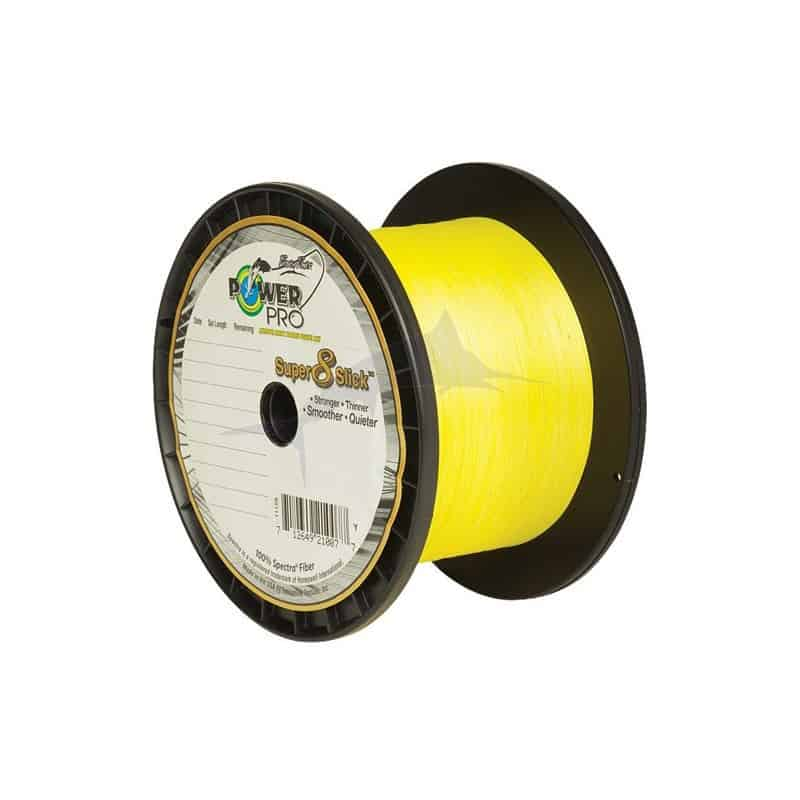 Power Pro Super 8 Slick 275 m - Yellow
