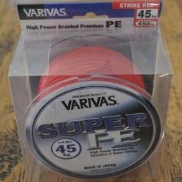 Varivas Super PE - Rouge - 100 lb