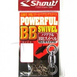 Shout Swivels Powerful BB...