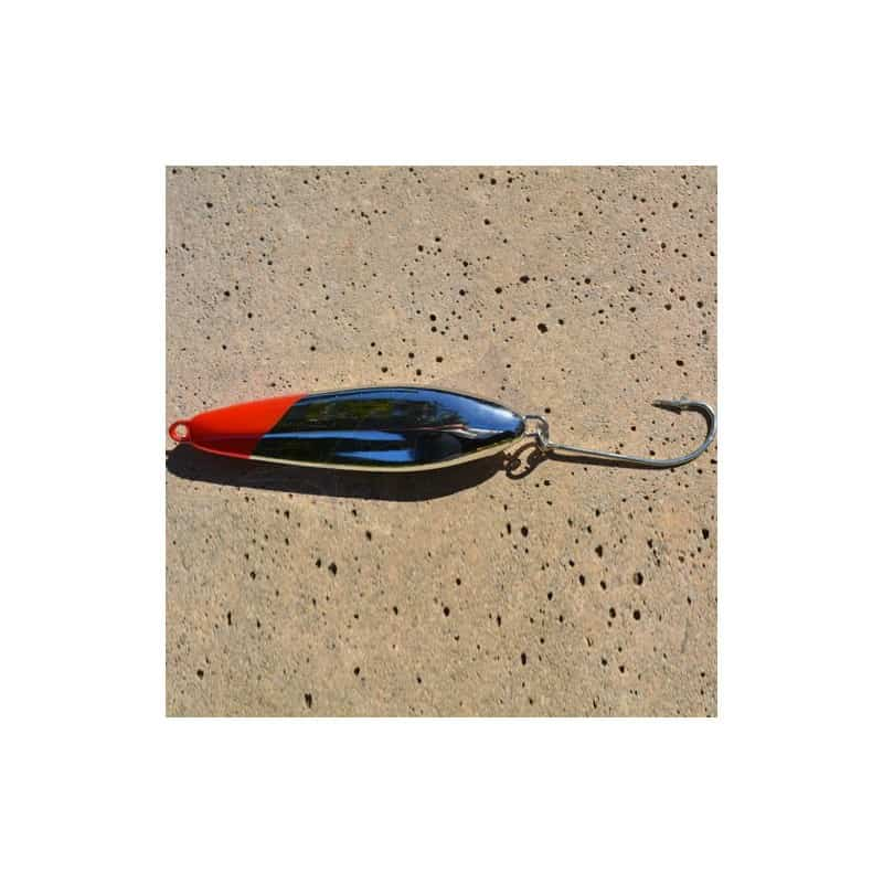 Lure Roberts Lures Ranger 2-1/4 oz - Chrome/Rouge