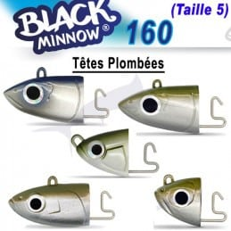 Fiiish Black Minnow 160 (Head)