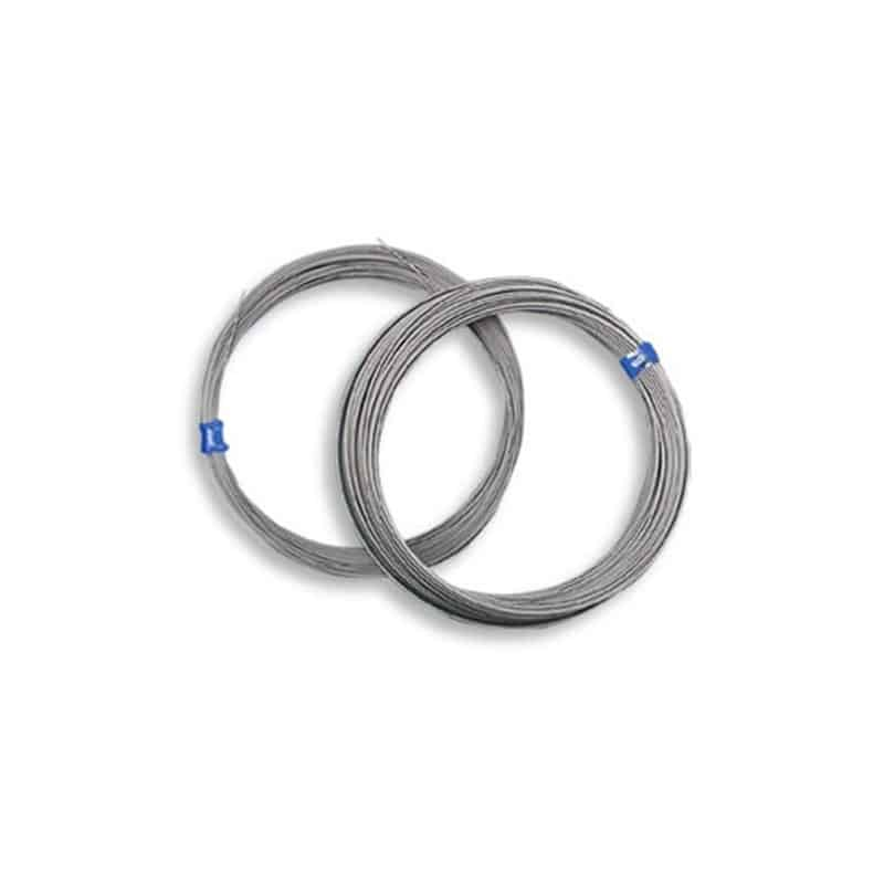 Stainless wire 25m (90 , 175 ou 250 lbs)