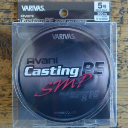 Varivas Avani Casting PE SMP (300m) - 80 lb
