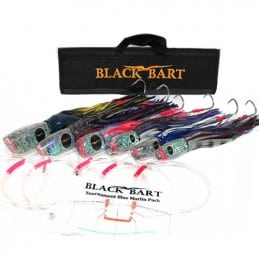 Black Bart Tournament Marlin Kit 80-130lb montés