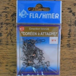 Flashmer Swivels Korean at clip
