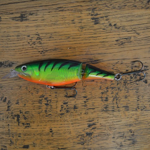 Lure Rapala BX Swimmer - Fire Tiger