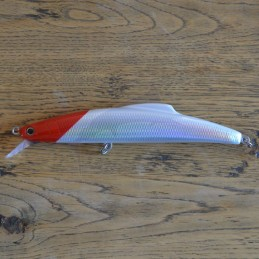Leurre Tackle House Shibuki 159 MS - Red Head