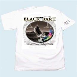 T-Shirt Black Bart Triple Grander